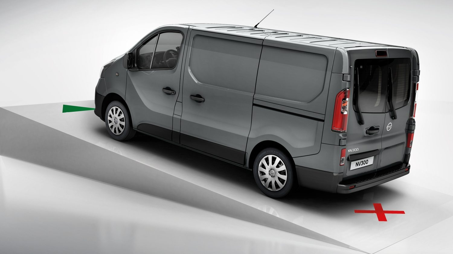 features nissan nv300 commercial van nissan. Black Bedroom Furniture Sets. Home Design Ideas
