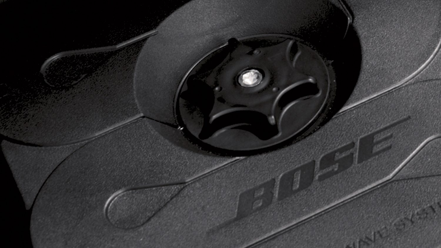 Bose audio system