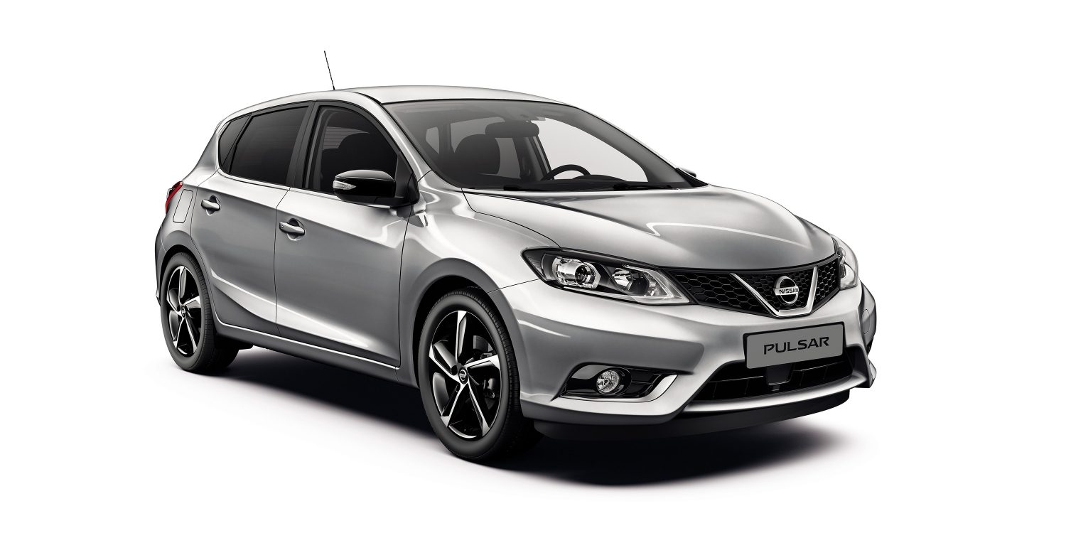 Nissan PULSAR BLACK EDITION - Design