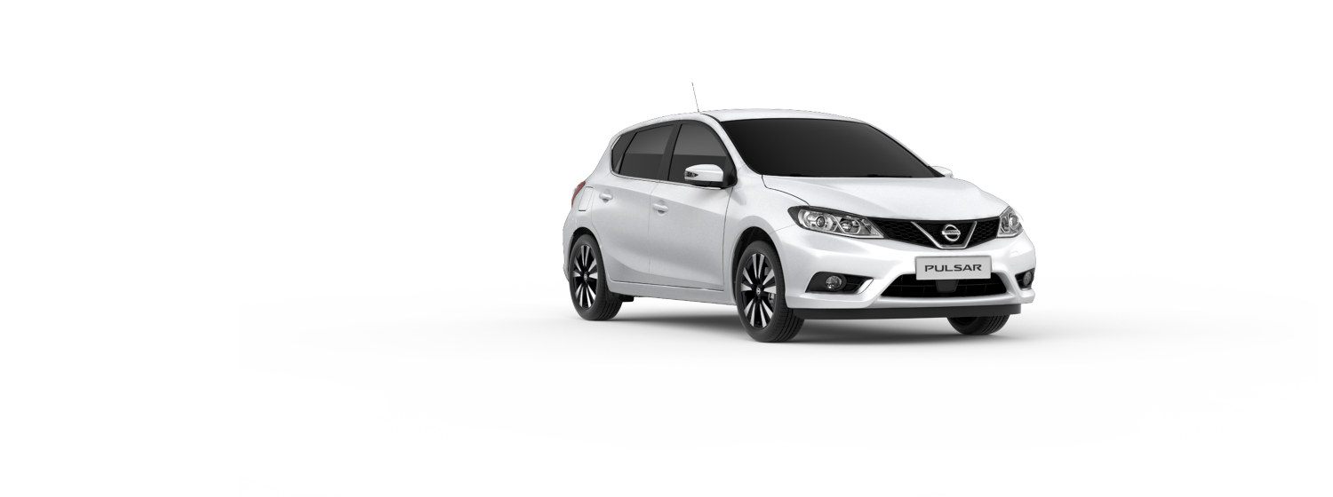 Nissan Pulsar - Pearl Wite