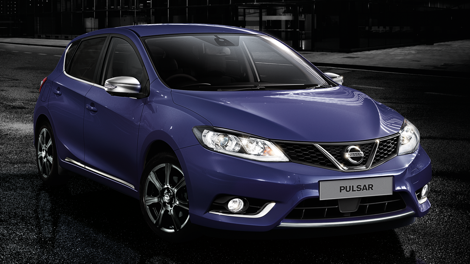 nissan pulsar hatchback family car nissan. Black Bedroom Furniture Sets. Home Design Ideas