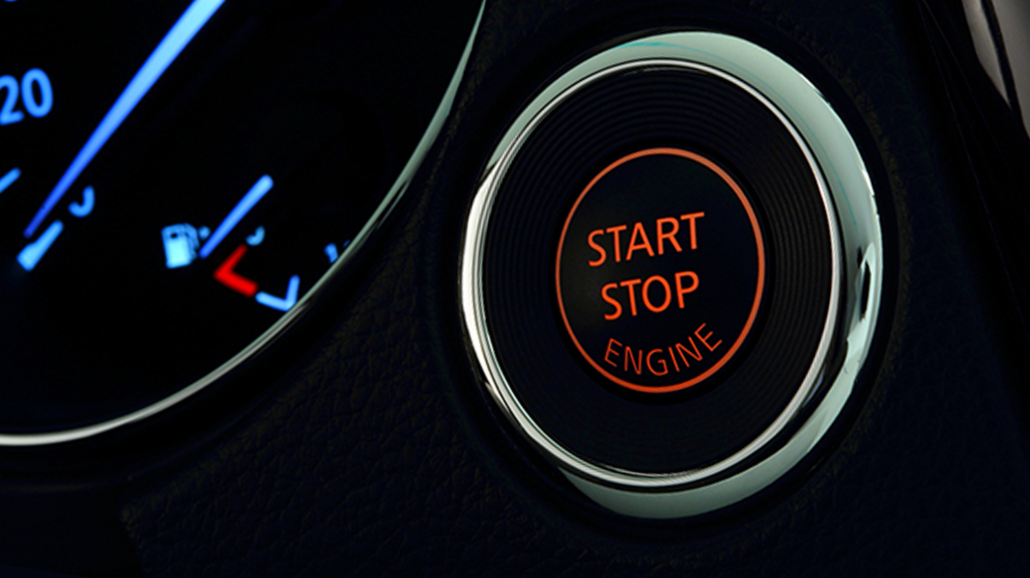 Nissan Qashqai | Start button