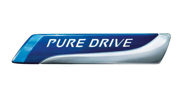 Pure Drive badge