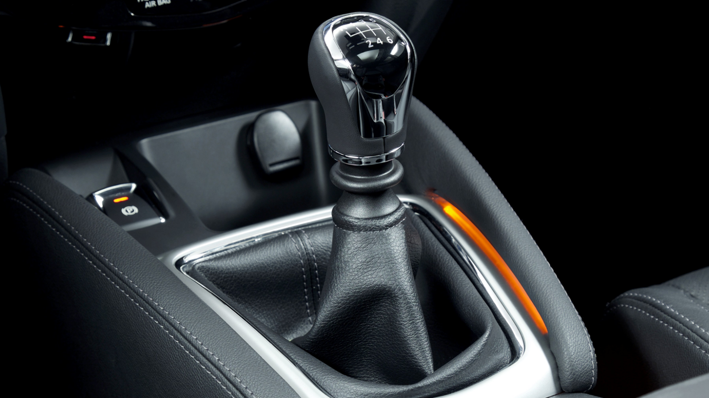Nissan qashqai manual shifter