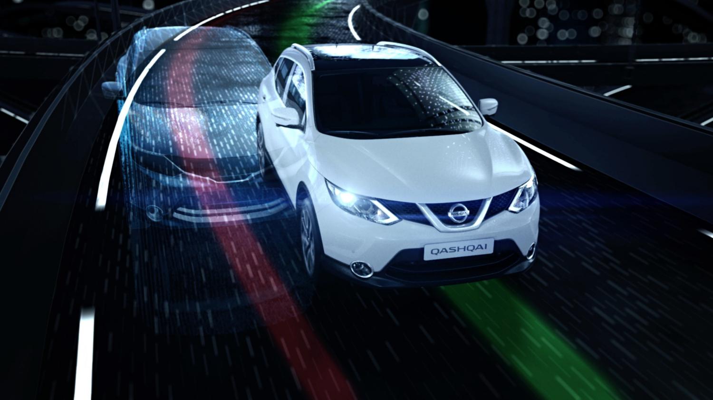 Nissan QASHQAI Создан для уверенности
