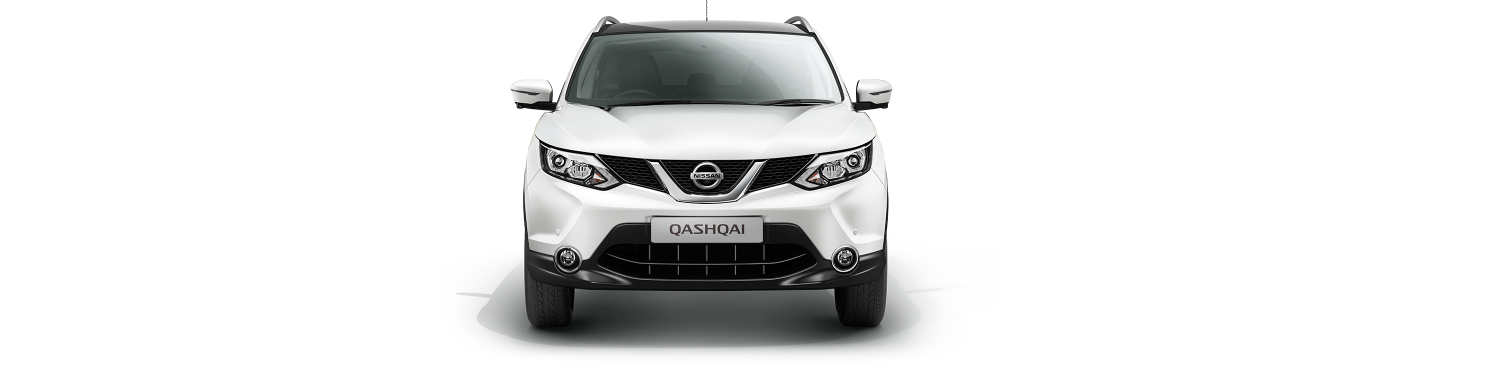 Nissan Qashqai | Front view