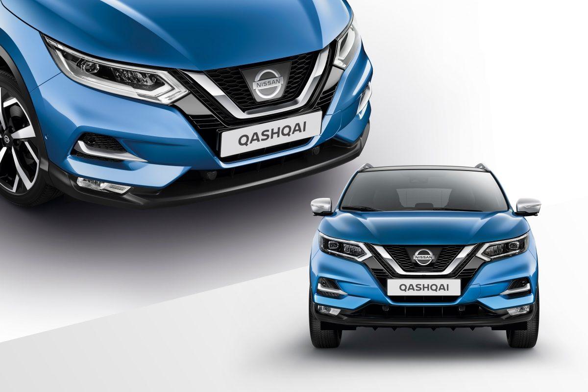Nissan Qashqai -Look deportivo y elegante