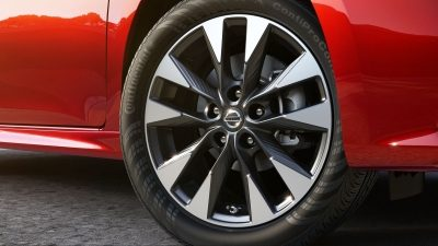 Nissan Sentra wheels