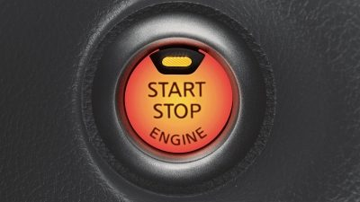 Nissan Sentra push button ignition