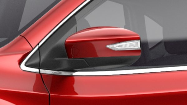 Nissan Sentra heated mirrors