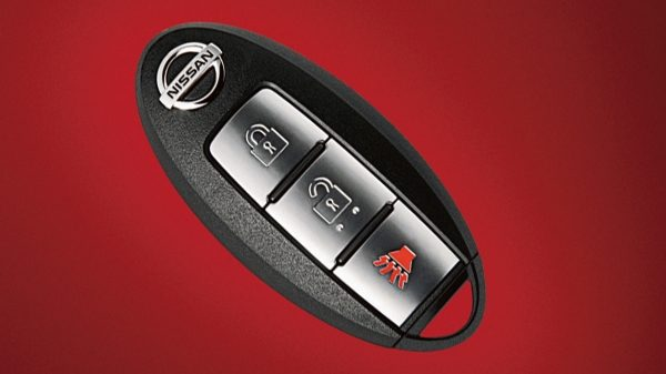 Nissan Versa Intelligent Key