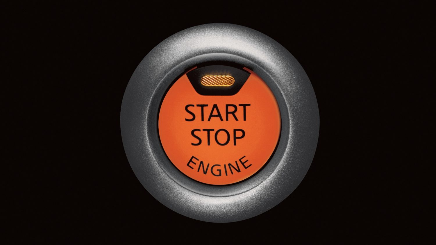 Start/Stop Engine start button