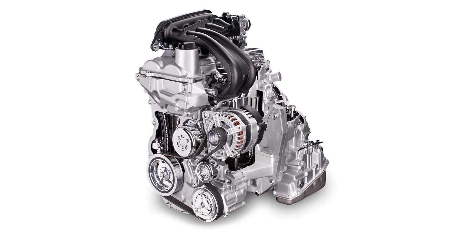 Nissan Versa 1.5-L engine