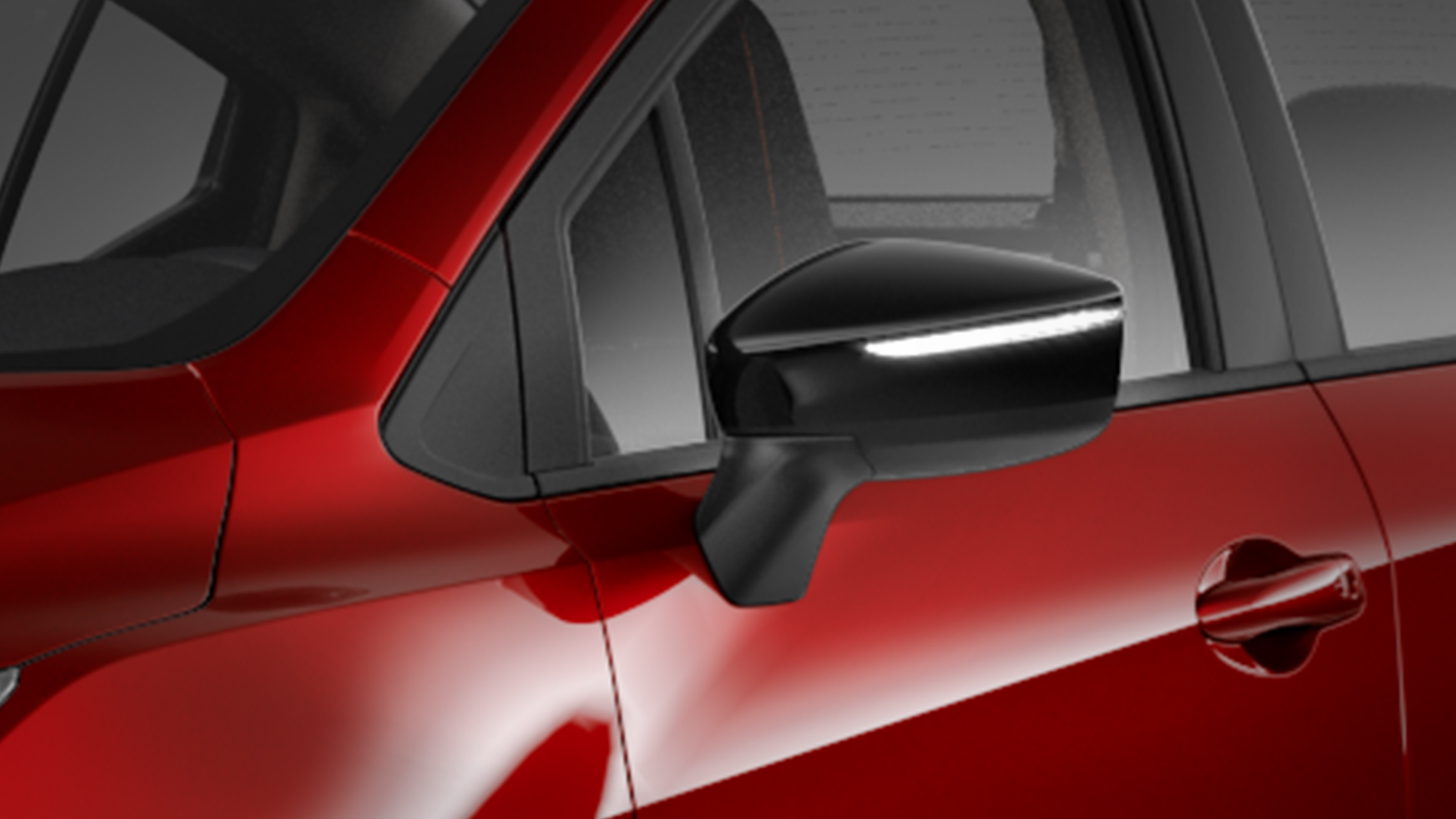 2020 Nissan Versa heated exterior mirrors
