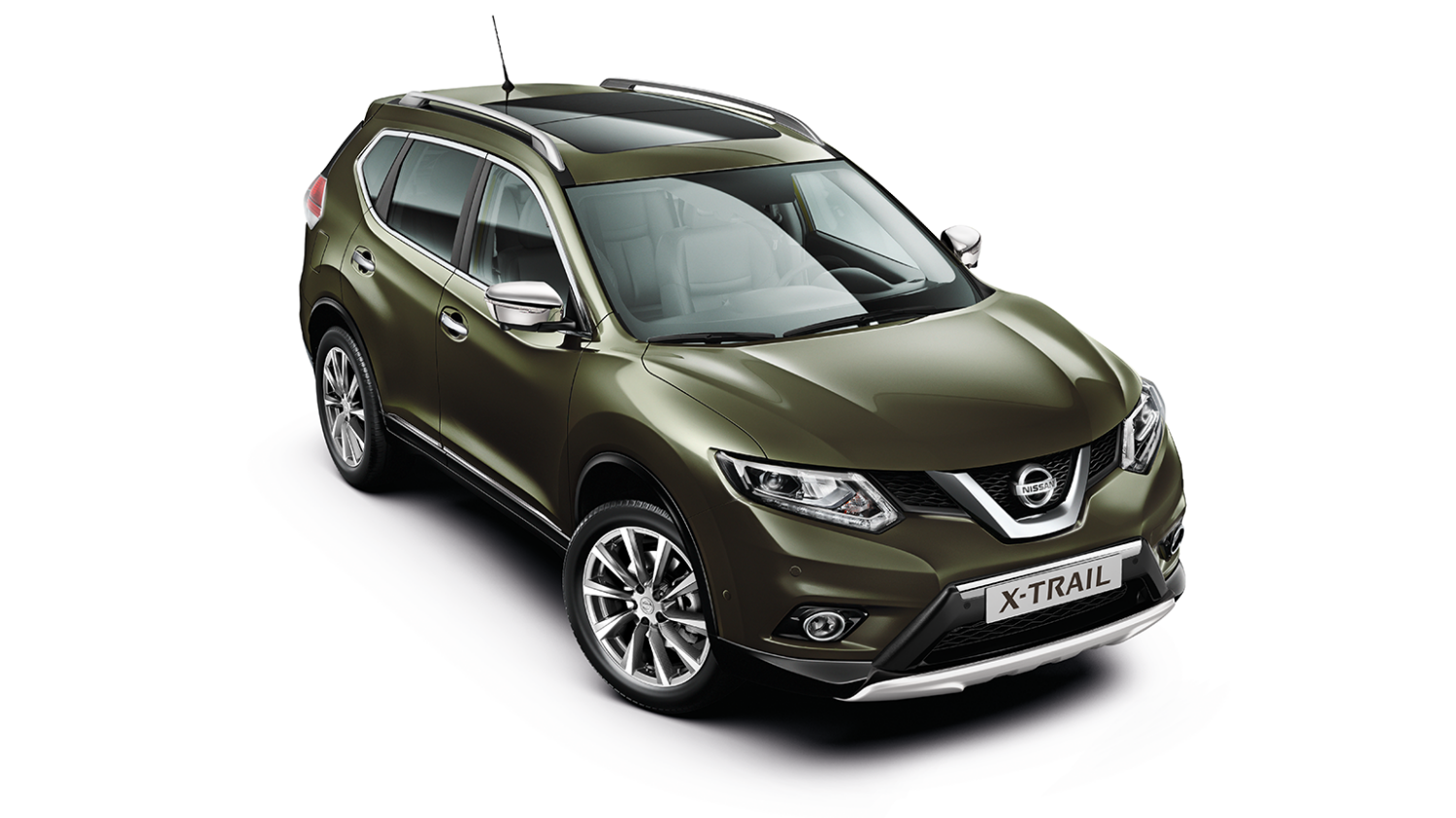 NISSAN X_TRAIL DESIGN STUDIO