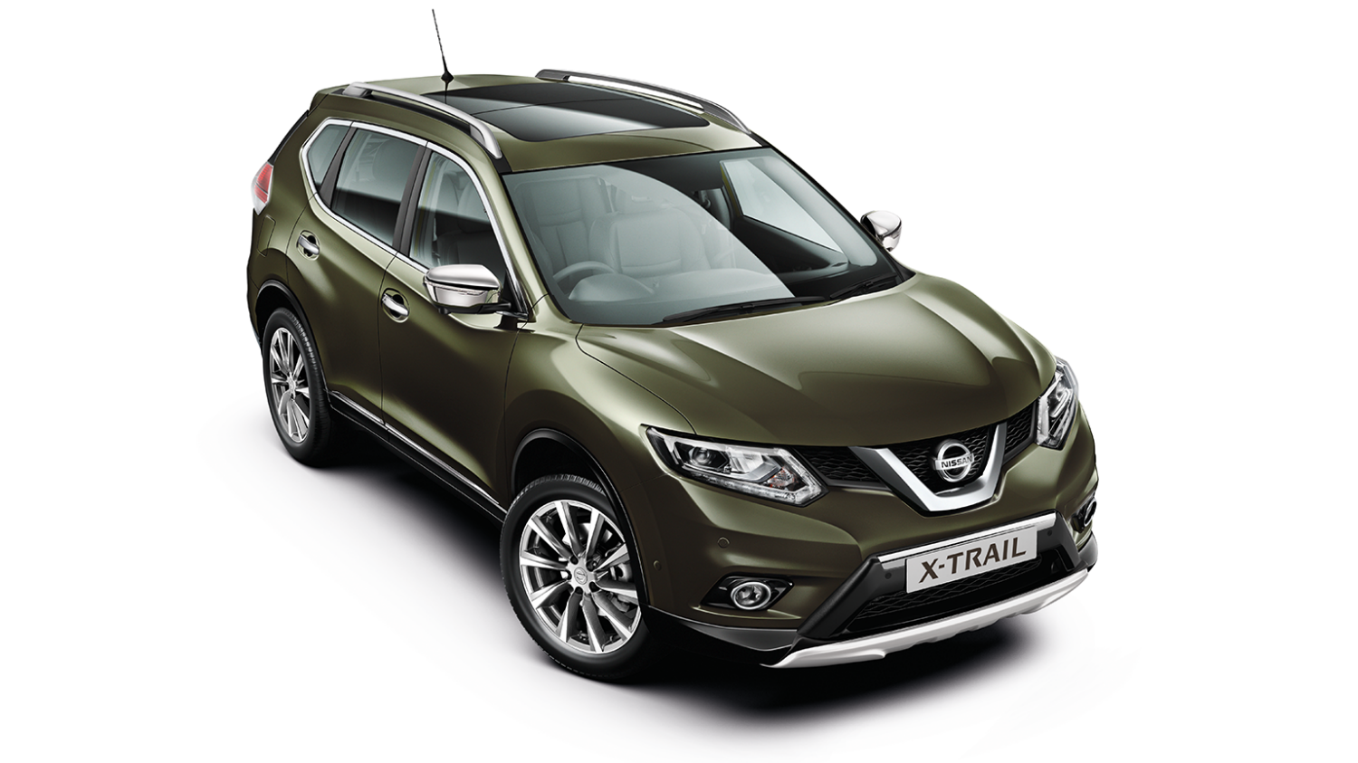 7 seater & 4x4 car design - Personalisation 3D module | Nissan X-Trail