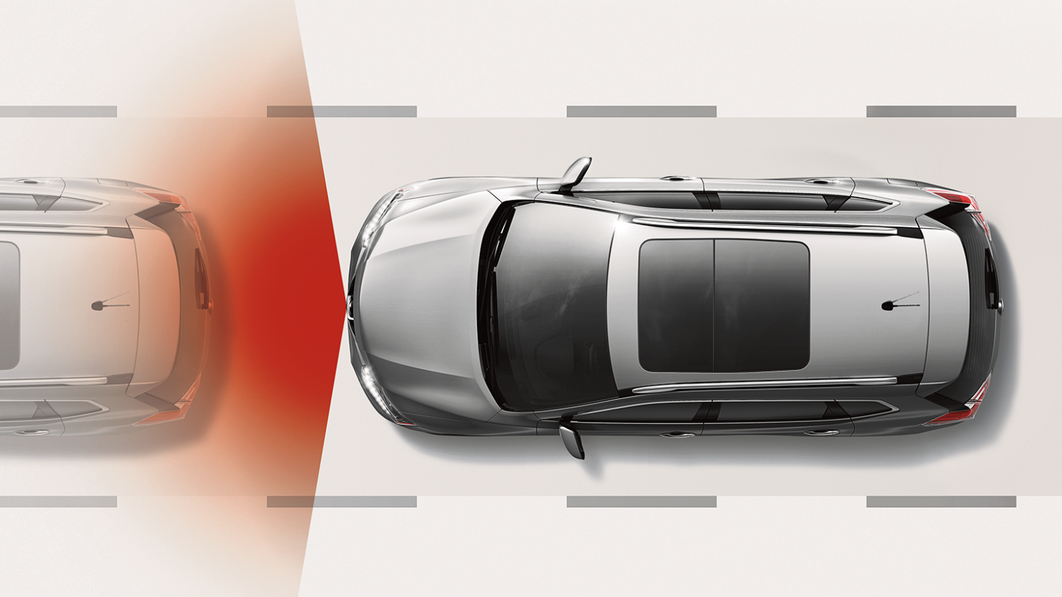 Nissan X-Trail | Safety shield technology