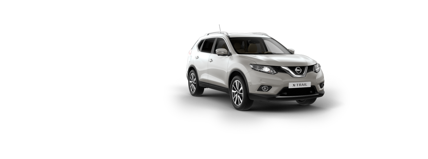Nissan X-trail - Diamond Silver