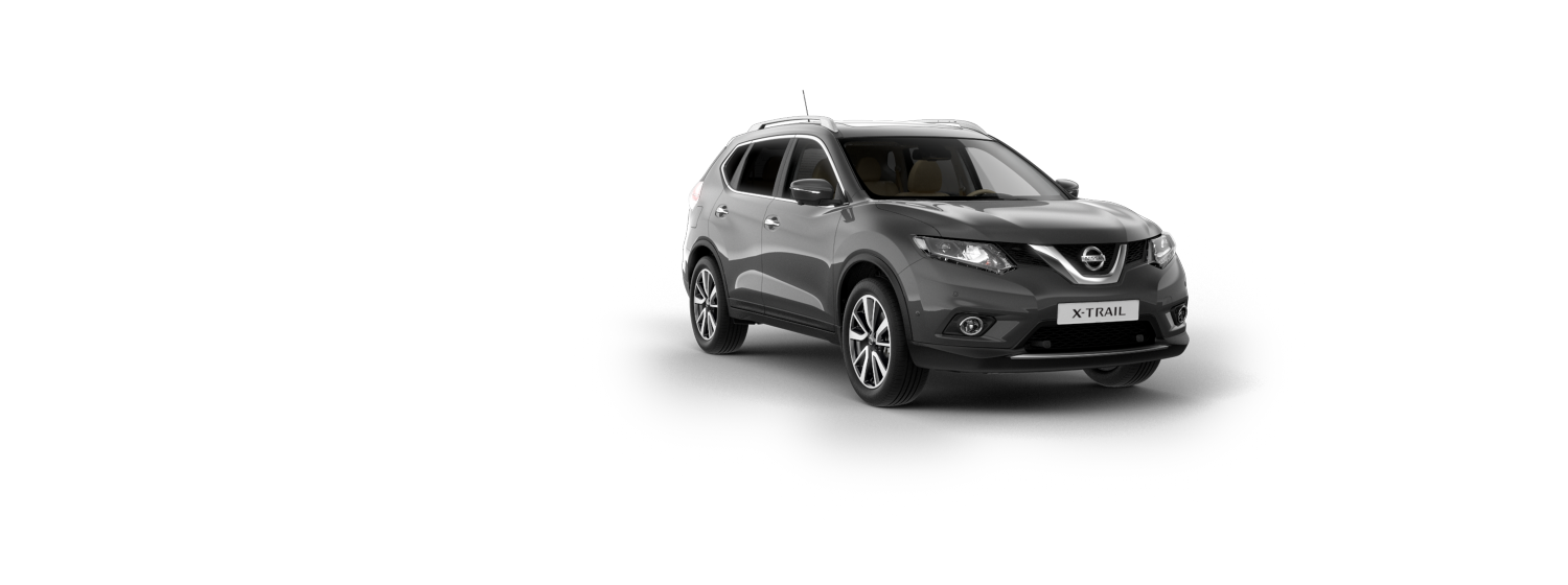 Nissan X-trail - Dark Grey