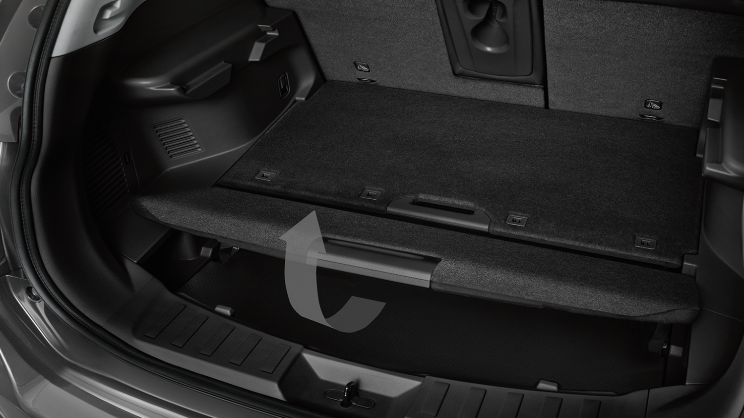 Nissan X-Trail | Luggage Board System