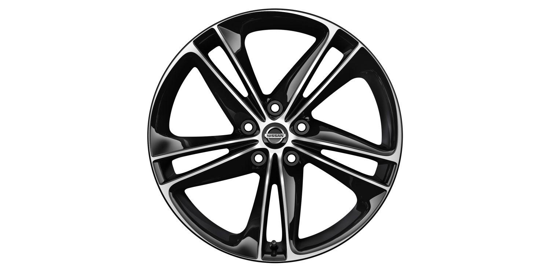 Двухцветный 19-дюймовый литой диск IBISCUS для Nissan X-TRAIL