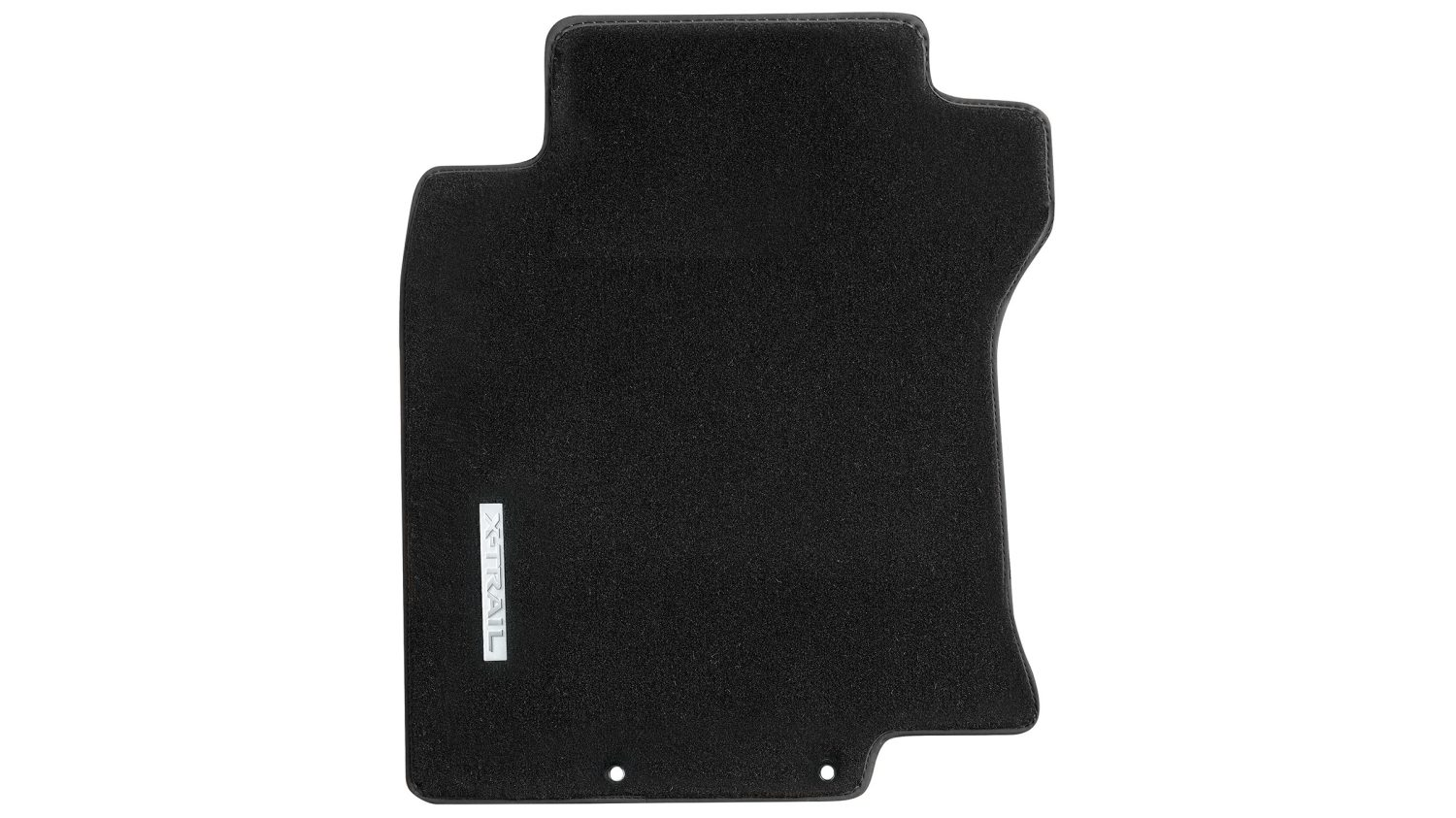 X-Trail textile luxury black mats