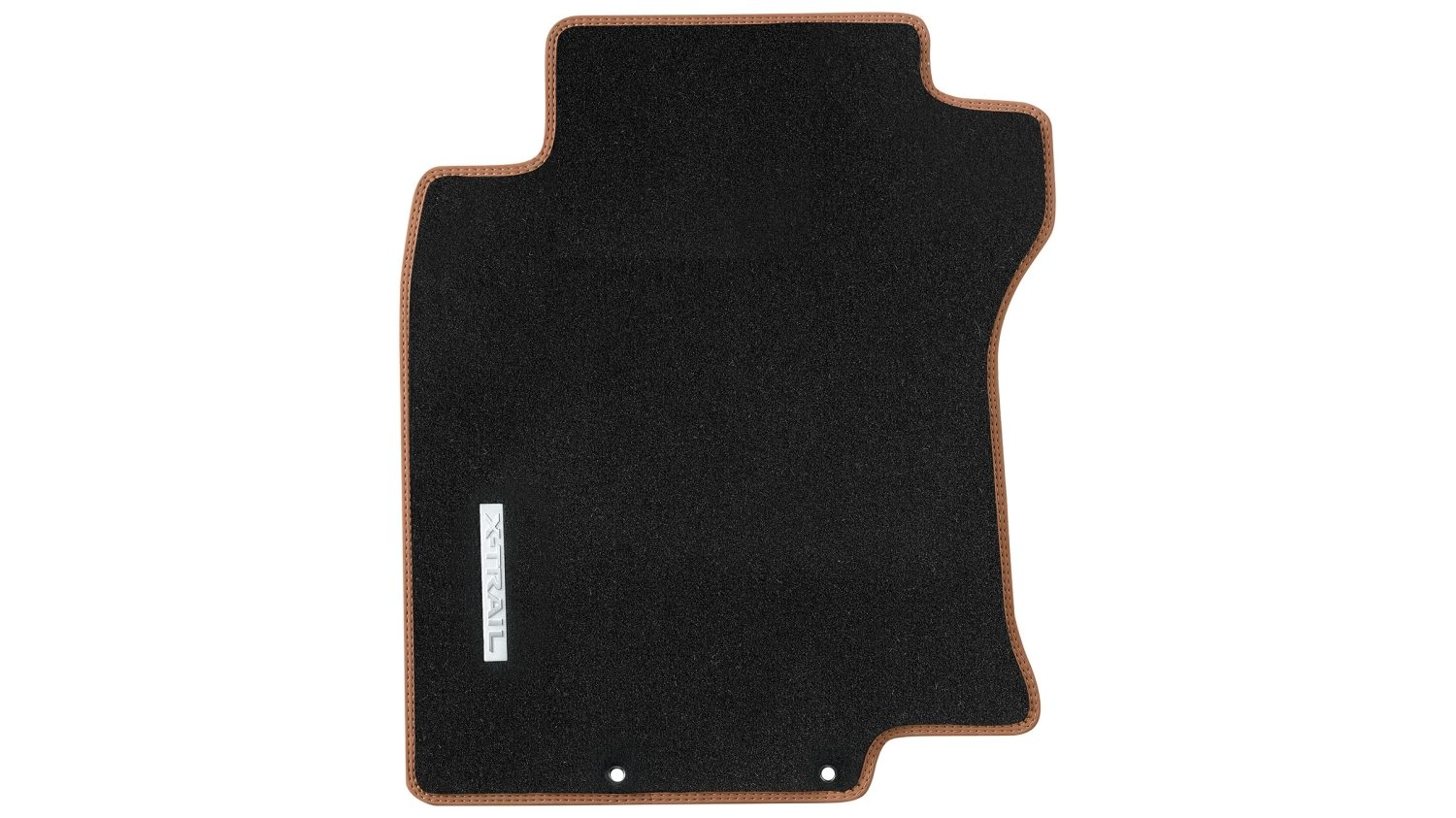 X-Trail textile luxury brown mats