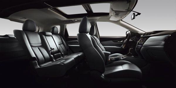 Новый Nissan X-TRAIL 2017 года