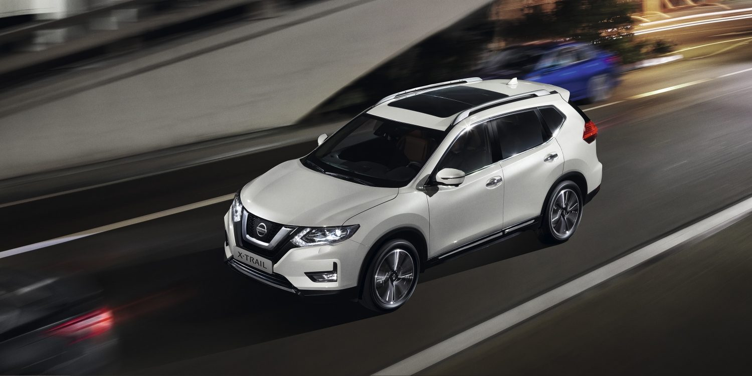 2018 NISSAN X-TRAIL - 4x4 7 seater crossover | Nissan Dubai