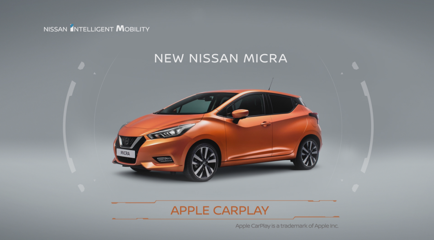 Micra carplay apple