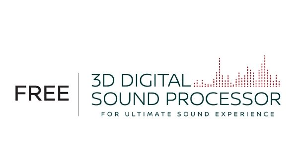 Free 3D Digital Sound Processor