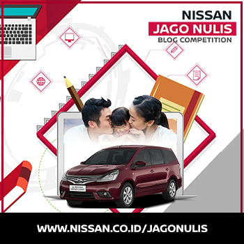 Banner Nissan Blog Competition