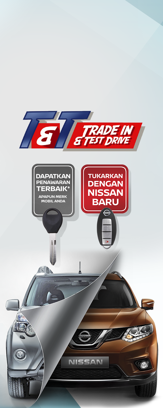 nissan trade in & test drive 2016