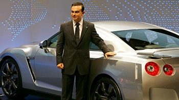 Carlos Ghosn revived the GT-R sports car to  inspire Nissan employees and help burnish the  brand.