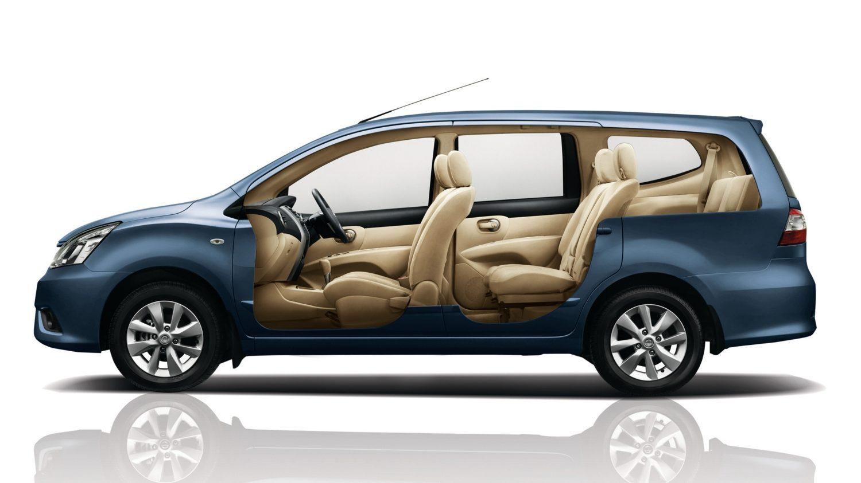 Kenyamanan Interior Desain Mobil Nissan Grand Livina