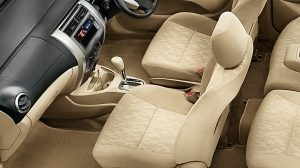 Low-Fatigue Front Seat Nissan Grand Livina
