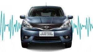Sound-Absorbing Materials Nissan Grand Livina