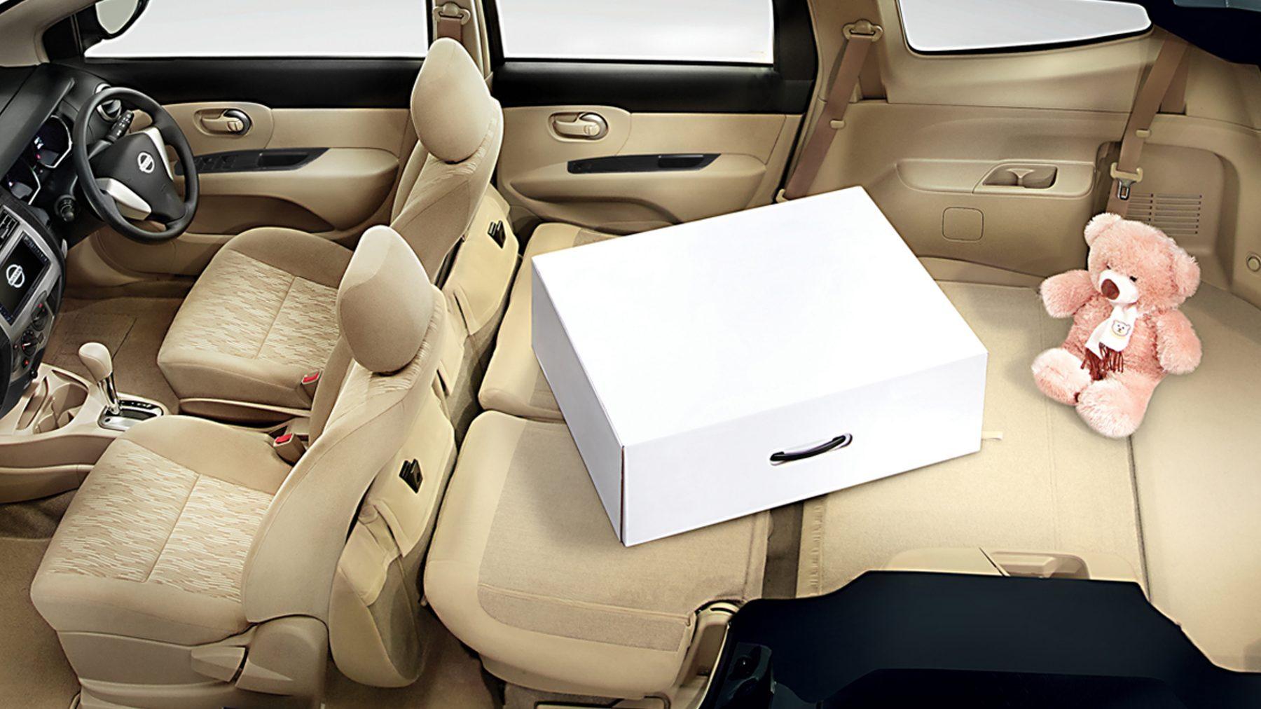 flat seat