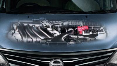 New Engine HR15DE