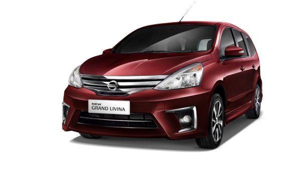 Harga Nissan Grand Livina Wilayah Medan 2017