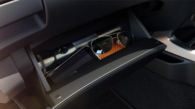 GLOVE COMPARTMENT