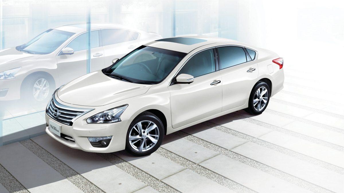 Nissan Evalia 2019 >> Nissan All New Teana