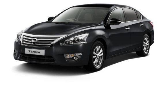 Nissan Teana Price