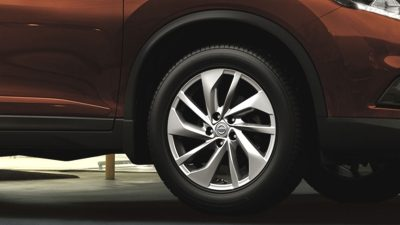 Nissan New Wheels Design