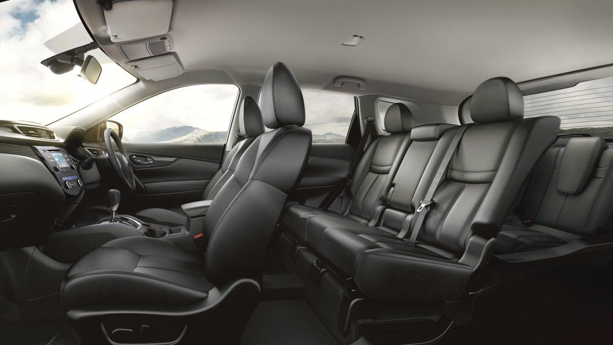 Spesifikasi Nissan X-Trail