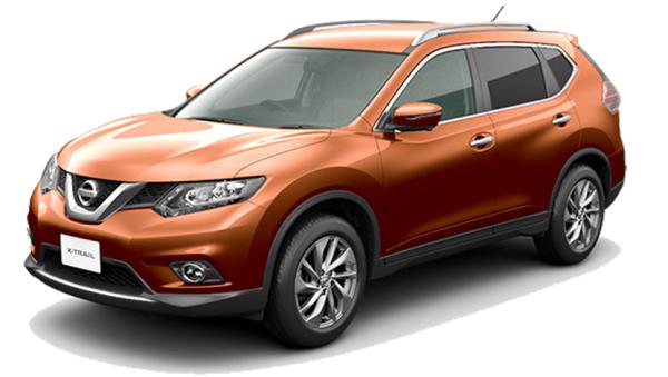 Harga Nissan XTRAIL Wilayah padang