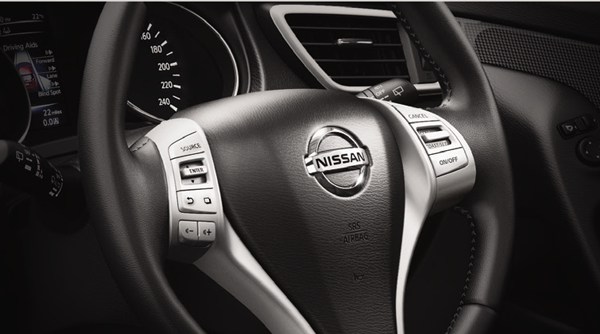 new steering wheel nissan x-trail x-tremer 2016