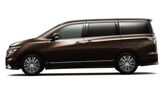 Nissan Elgrand Price