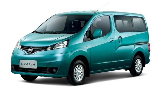 Harga Nissan EVALIA Wilayah Padang