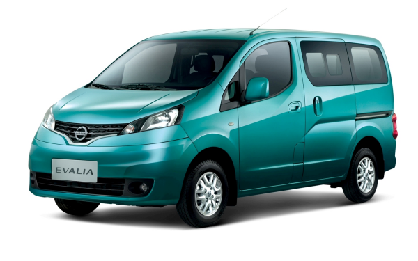Harga Nissan EVALIA Wilayah Medan 2017